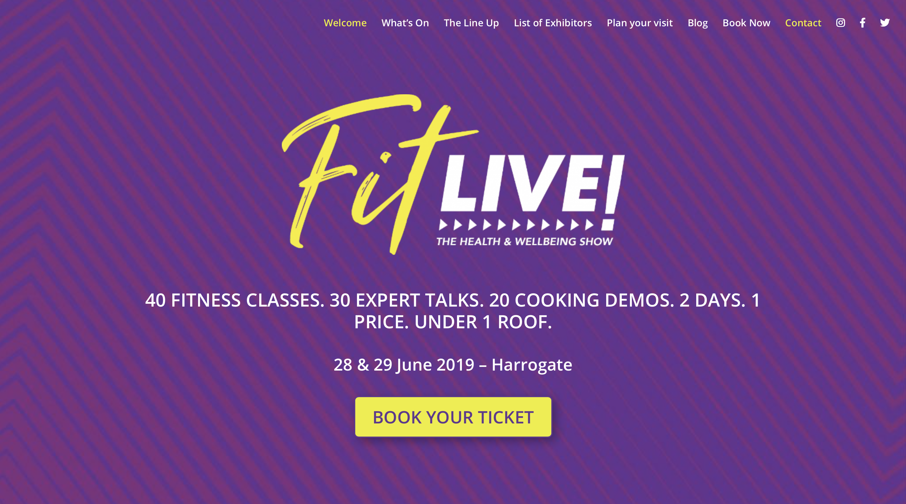 FitLive! Show